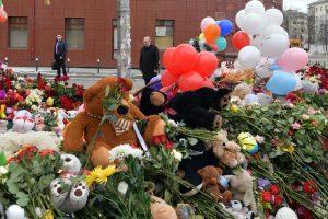 V. Putinas dėl tragiško gaisro kaltina nusikalstamą aplaidumą