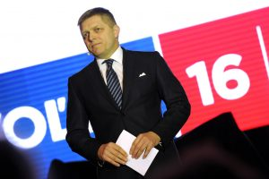 Slovakijos premjero pergalė sustiprins antiimigracinę poziciją?