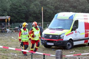 Austrijoje vyras per koncertą nušovė du žmones, 11 sužeidė