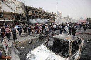 Irake mirtininkų atakos užmušė 27 žmonės
