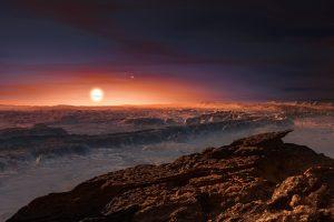 Gretimoje žvaigždės sistemoje – į Žemę panaši planeta su vandenynu?