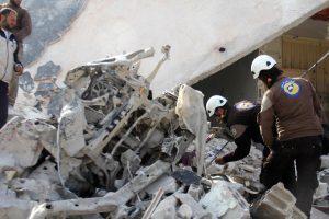 Rusijos aviacija Sirijoje pražudė per 30 džihadistų