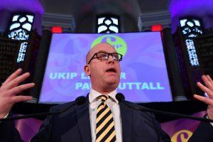 Išrinktas naujasis Britanijos nepriklausomybės partijos lyderis