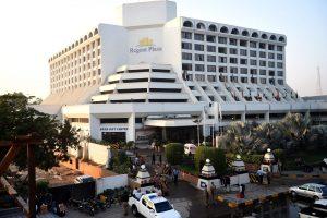 Pakistane per gaisrą viešbutyje žuvo 11 žmonių, 75 nukentėjo