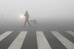 Kinija dūsta nuo tiršto smogo: blogiausia – dar priešakyje