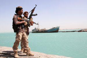 Jemeno režimo pajėgos atkovojo istorinį uostamiestį