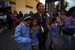 Čilę supurtė naujas žemės drebėjimas