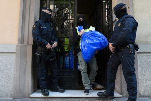 Ispanijoje sulaikyti su išpuoliais Belgijoje ir Prancūzijoje siejami džihadistai