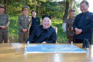 Jungtinės Tautos smerkia Pchenjano raketų bandymus