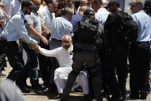 Šaudynės Jeruzalėje: žuvo du policininkai, užpuolikai nukauti