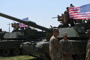 Gruzijoje prasidėjo bendros su JAV karinės pratybos