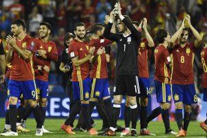 Ispanija – pasaulio futbolo čempionate