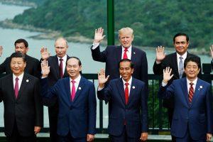 Šiaurės Korėja pasmerkė D. Trumpo kelionę po Aziją