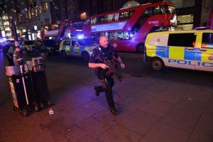 Incidentas Londone: evakuotos metro stotys