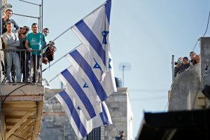 Aiškinosi galimų kandidatų į prezidentus poziciją dėl Jeruzalės