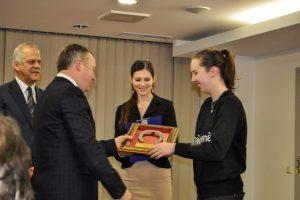 Išdalinti Lietuvos žirginio sporto federacijos metų apdovanojimai