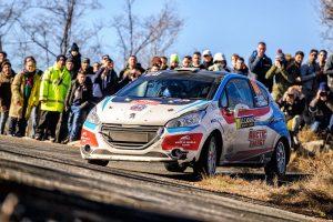 Istorinis D. Jociaus finišas WRC Monte Karlo ralyje