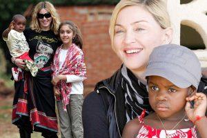 Madonna: privalėjau įsivaikinti dvynukes