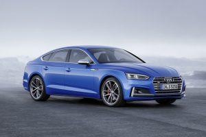 """,,Audi"""" pristato ilgai lauktus naujos išvaizdos modelius"""
