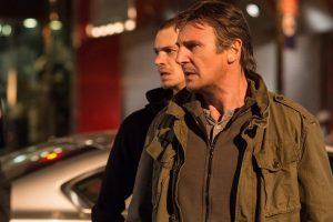 L. Neesonas sugrįžta į kino teatrus pavojingas ir ginkluotas