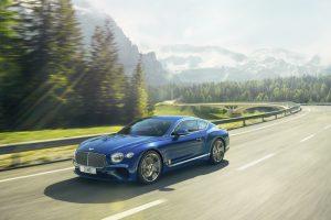 """99 metų istorija: įdomiausi faktai apie britų aristokratą """"Bentley"""""""