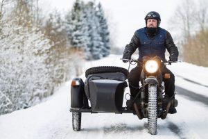 R. Bružas: ir motociklai, ir istorija man yra tyrinėjimo objektas