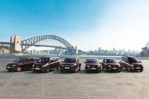 """""""Dacia"""" nutraukė uždangą nuo naujų modelių"""