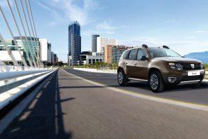 ",,Dacia"" pristato ribotos serijos ""Duster BlackShadow"""
