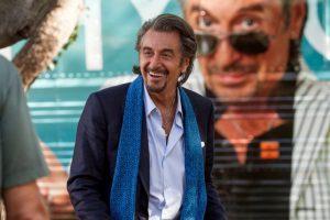 A. Pacino komedijoje – roko žvaigždė, įkvėpta J. Lennono laiško