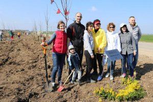 Pakaunės gyventojams kuriami nauji parkai ir kitos žaliosios zonos