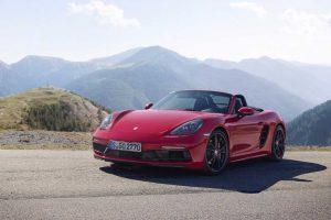 "Naujieji ""Porsche 718 GTS"" modeliai sukurti sportiškumui"