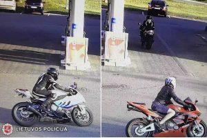 Vilniaus rajone iš avarijos vietos pabėgo motociklininkas (gal atpažįstate?)