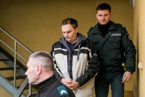 Tėvynainio nužudymu įtariamas Kirgizijos pilietis įstrigo Lietuvoje ilgam