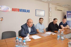 Lietuvos ir Kazachstano verslas stiprina bendradarbiavimą