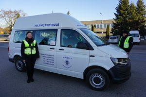 Vaizdo kameros viešajame transporte: nauda keleiviams ir kontrolieriams