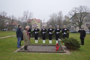 Klaipėdos Vitės kapinėse pagerbti Jungtinės Karalystės kariai