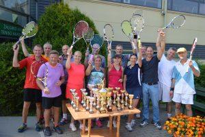 Teniso aikštyne – ištvermės išbandymas