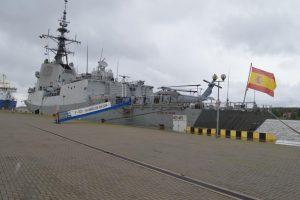 Klaipėdoje lankosi NATO nuolatinės parengties laivų junginio laivai