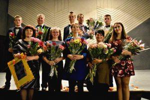 Rokų teatro jubiliejuje – sausakimša salė
