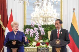 Indonezijos rinka atsiveria Lietuvai