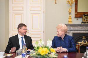 Lietuva prašo EK taikyti išlygą dėl socialinio modelio