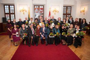 Kauniečiams – apdovanojimai  už nuopelnus miestui ir Lietuvai