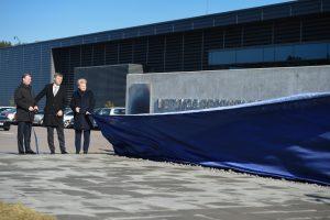 Lietuvos žvalgyba kraustosi į naują pastatą