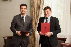 VDU ir Prancūzijos ambasada įsteigė Nacionalinį frankofonijos centrą
