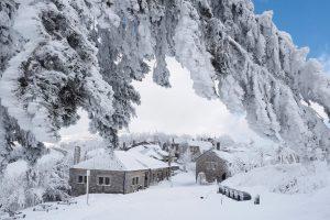 Ispanija skendi sniege