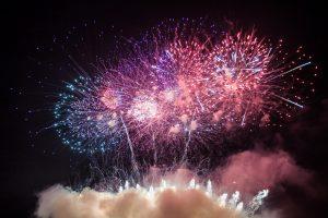 Naujametę naktį Vilniaus dangų nušvies įspūdingas reginys