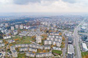 """Vilniuje filmuojamo """"Černobylio"""" kūrėjai atsidėkos Fabijoniškėms"""