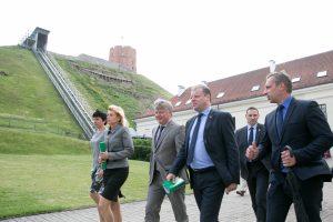 Gedimino kalno tvarkymui teks ieškoti dar 5 mln. eurų