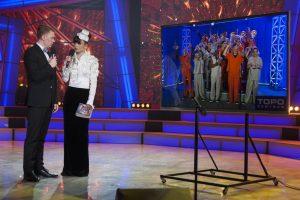 """TV3 eteryje muzikines kovas tęsė """"Chorų karai"""""""