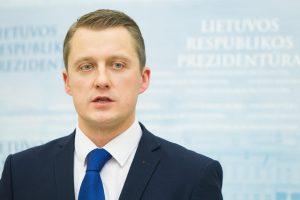 Kandidatas į energetikos ministrus: ministerijos uždarymas nėra prioritetas